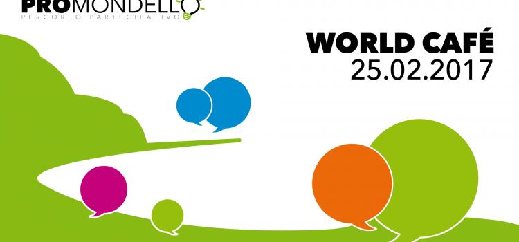 Sabato 25 febbraio il primo World Café di ProMondello